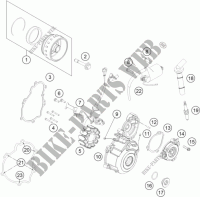 IGNITION SYSTEM for HVA FC 350 2014