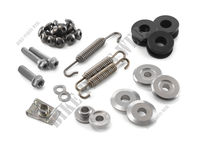 Exhaust parts kit-Husqvarna